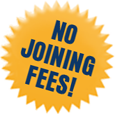 No joining fees